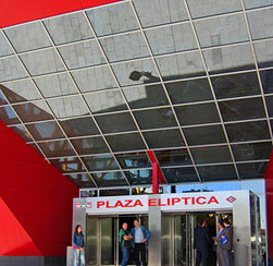 Intercambiador de Plaza Elíptica