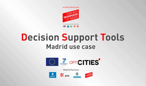 Decision Support Tools. Madrid use case
