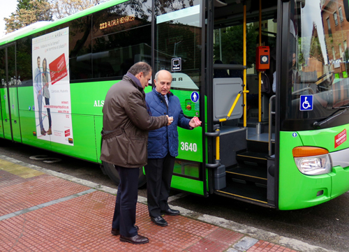 Consorcio regional de transportes de madrid for Autobuses alcala de henares
