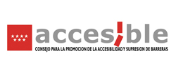 Logo Premio Madrid Accesible