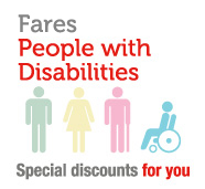 Disabled Fares