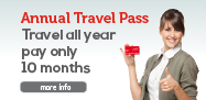 Annual Travel Pass