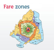 Fares by Zone