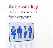 Transport accessibility