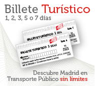 Billete Turístico